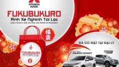 """Khuyến mãi Tháng 2/2017 """"FUKUBUKURO – Rinh xe nghinh tài lộc"""""""