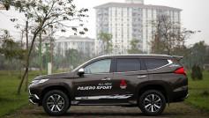 Mitsubishi Pajero Sport – Sự thay đổi toàn diện