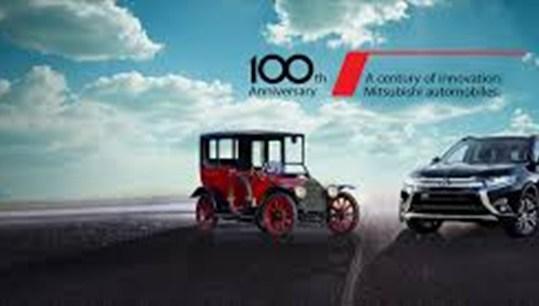 Kỷ Niệm Hành Trình 100 năm: Sự đổi mới của Mitsubishi Motors