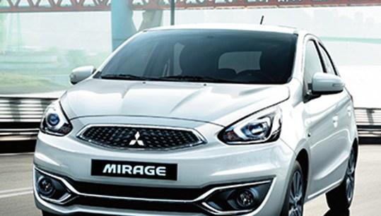 Hưởng lợi kép khi mua Mitsubishi Mirage và Attrage trong tháng 2