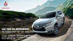 Sự kiện trưng bày và lái thử xe tại thành phố Việt Trì – Phú Thọ