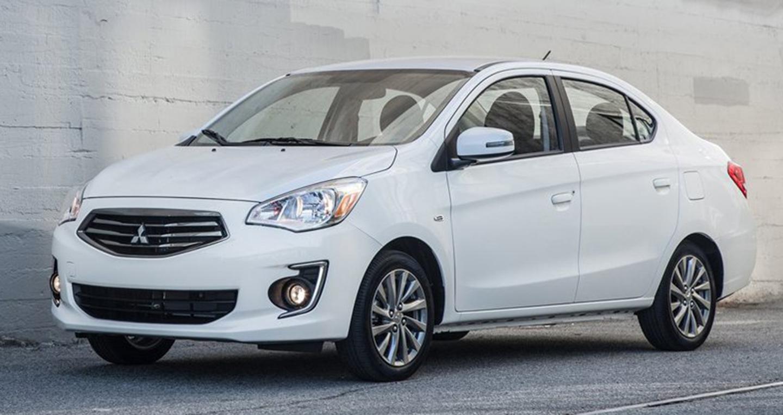 Mitsubishi Attrage đã được nâng cấp hiện đại hơn