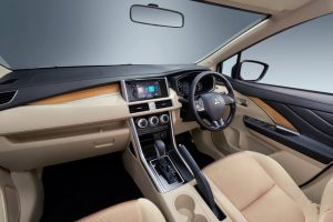 Xe 7 chỗ mới của Mitsubishi chính thức ra mắt với ngoại hình ấn tượng