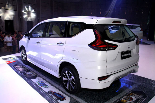 Cận cảnh MPV 7 chỗ Mitsubishi Expander hoàn toàn mới