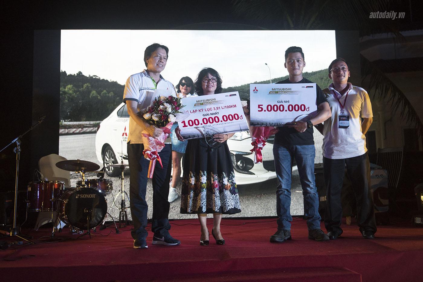 Mitsubishi Attrage lập kỷ lục mới về mức tiêu thụ nhiên liệu