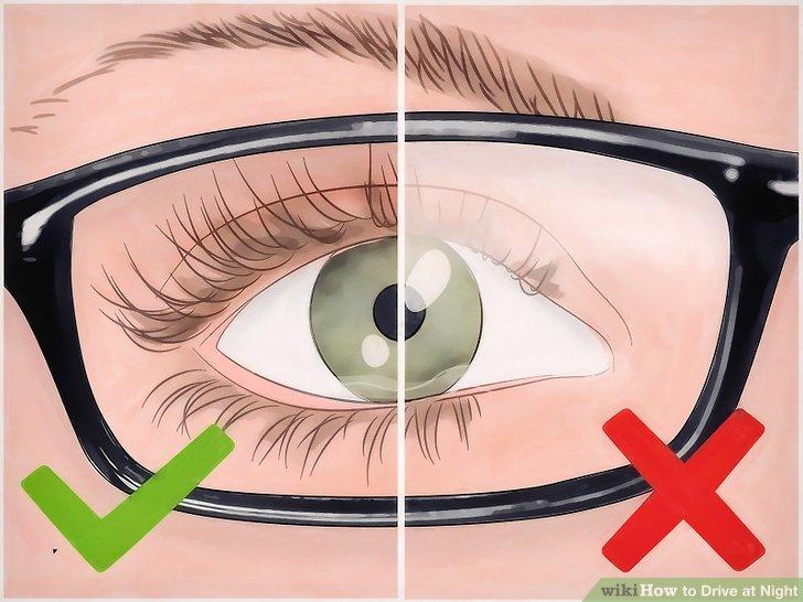 Hãy sử dụng kính có lớp chống phản chiếu