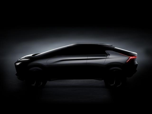 Mitsubishi e-Evolution