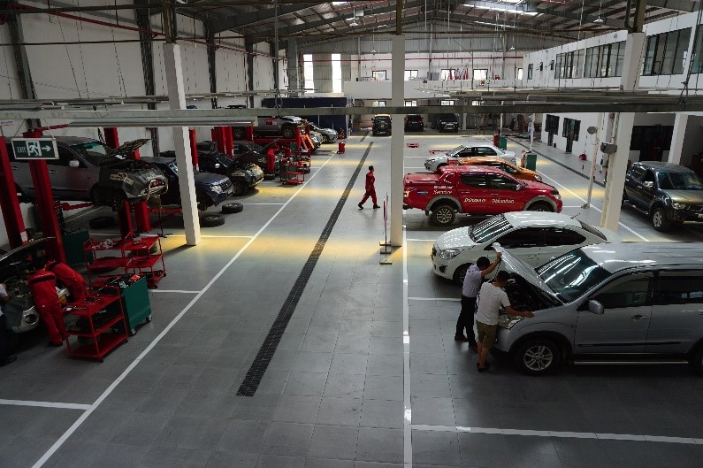 """5 """"mẹo"""" nhỏ để tìm ra 1 gara sửa chữa ôtô ưng ý – Đại lý Mitsubishi Hanoi  Auto – Mitsubishi Dealer"""