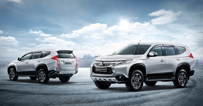 Giá xe Mitsubishi mới nhất tháng 1/2018: Giảm sâu kèm ưu đãi