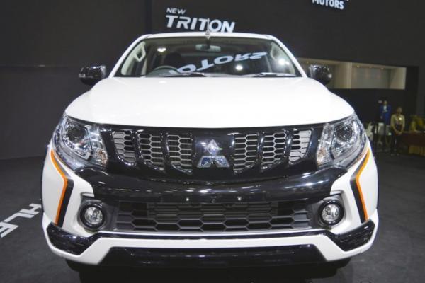 Bán tải Mitsubishi Triton Athlete giá chỉ 612,5 triệu đồng