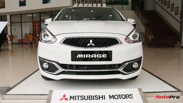 Mitsubishi Mirage 2018