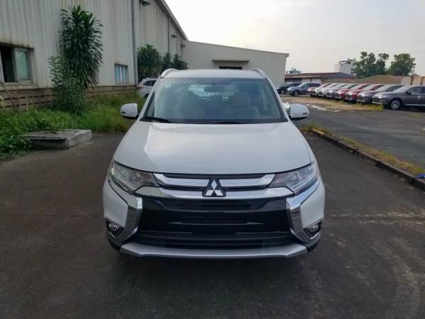 Mitsubishi Outlander lắp ráp tại Việt Nam