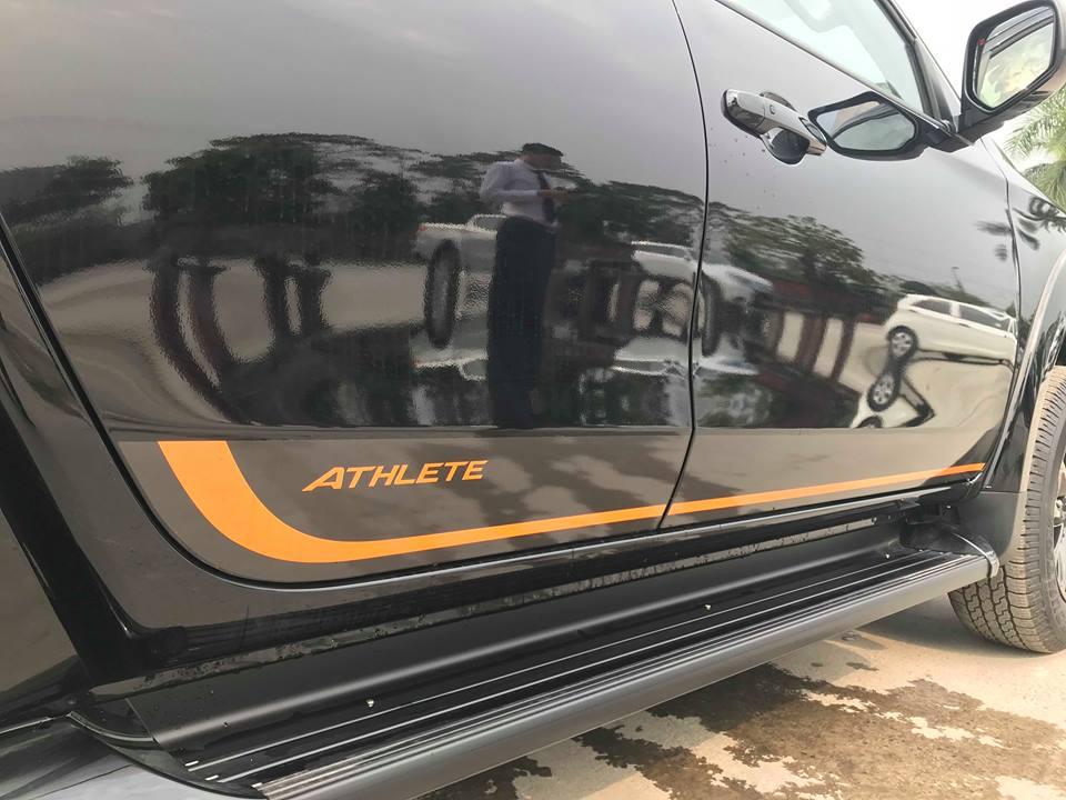 Chi tiết Mitsubishi Triton Athlete bản đặc biệt tại đại lý