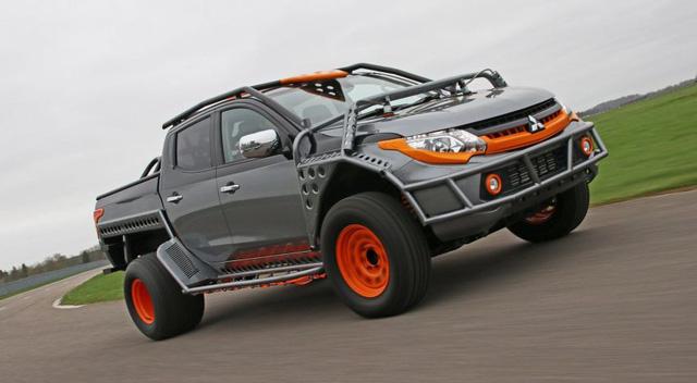 phiên bản đặc biệt, xe bán tải, Mitsubishi Triton