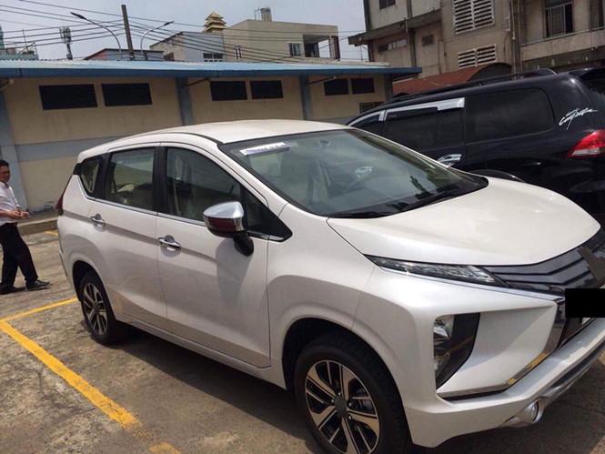 Mitsubishi Xpander bất ngờ về Việt Nam