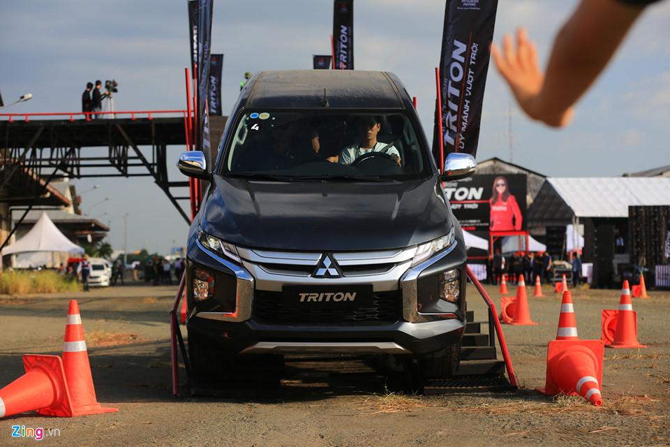 Sự kiện trưng bày và lái thử xe tại Ba Vì – Hà Nội