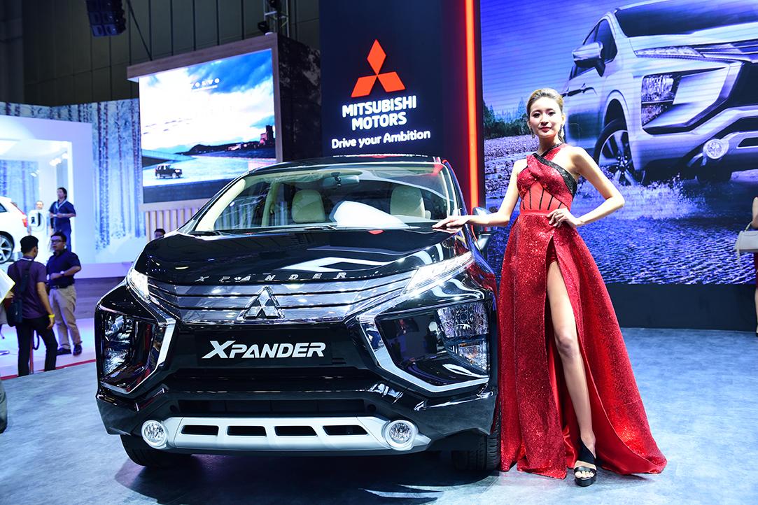Mitsubishi Xpander xác lập doanh số bán hàng ấn tượng