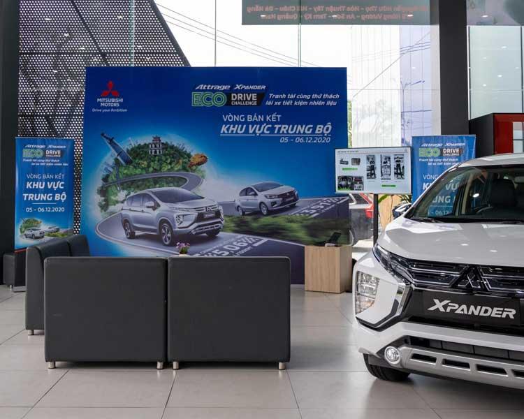 Kết quả vòng thi bán kết khu vực miền bắc và trung bộ chương trình Eco Drive Challenge 2020
