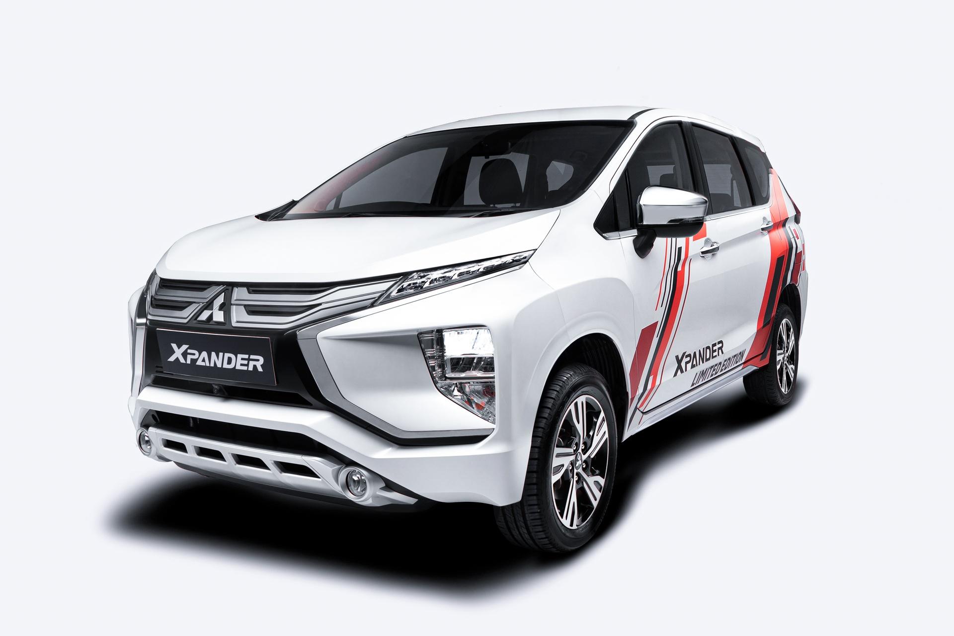 Mitsubishi Xpander 2021 anh 1