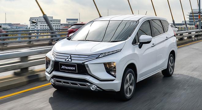 Giá xe Mitsubishi Xpander lăn bánh tháng 10/2021